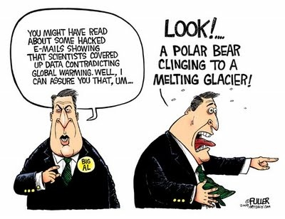 Cartoon-Gore-v-Polar-Bear